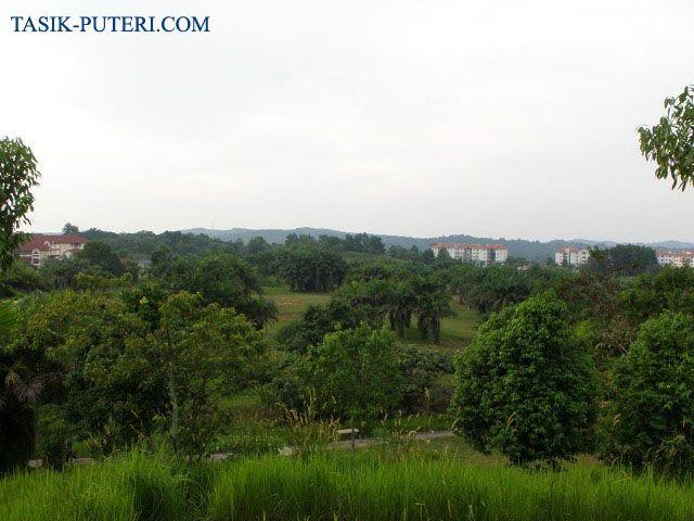 central park view bandar tasik puteri